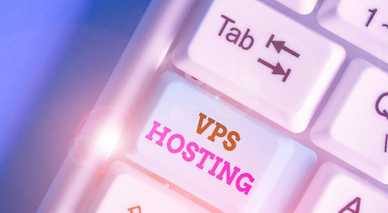 VPS (Virtual Private Server) hosting - Top 5 benefits